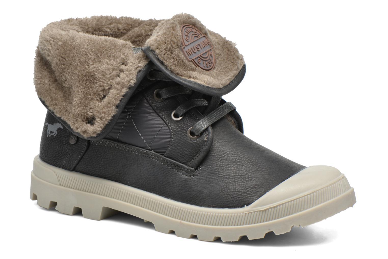 Stiefeletten & Boots Mustang shoes Amalia grau detaillierte ansicht/modell
