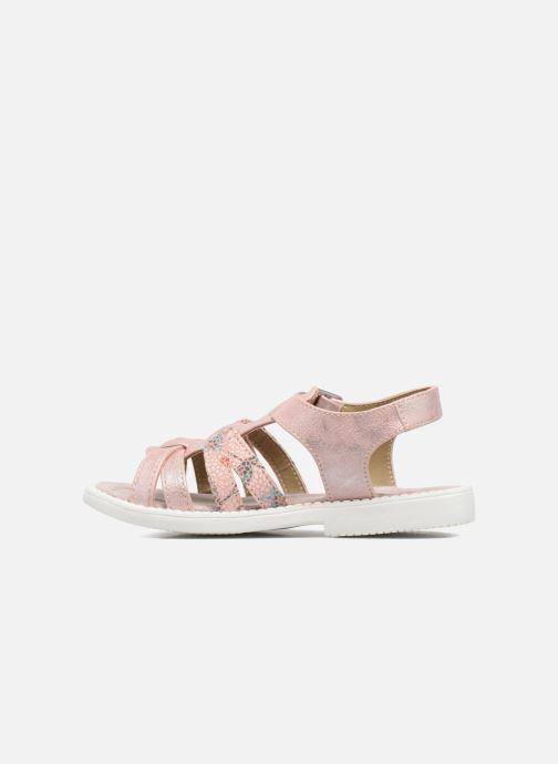 Sandales et nu-pieds NA! Adelicia Rose vue face