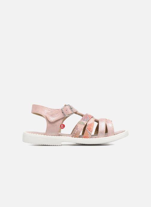 Sandales et nu-pieds NA! Adelicia Rose vue derrière