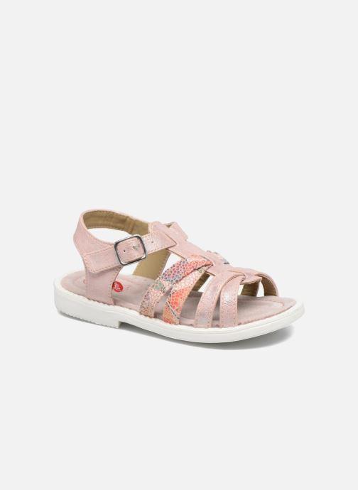 Sandales et nu-pieds NA! Adelicia Rose vue détail/paire