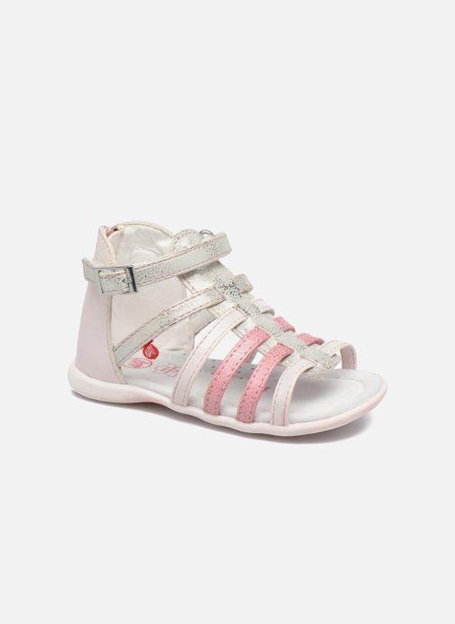 Sandales et nu-pieds NA! Adelphia Rose vue détail/paire