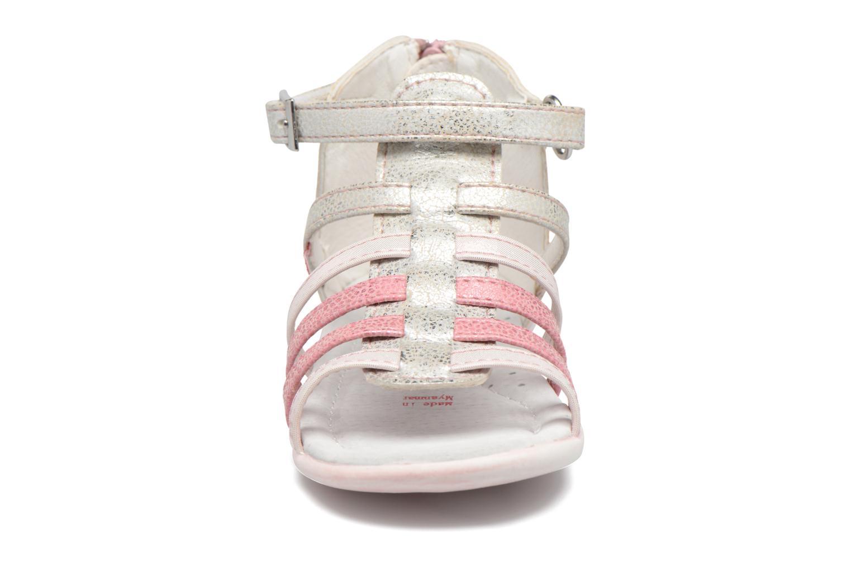 Sandales et nu-pieds NA! Adelphia Rose vue portées chaussures