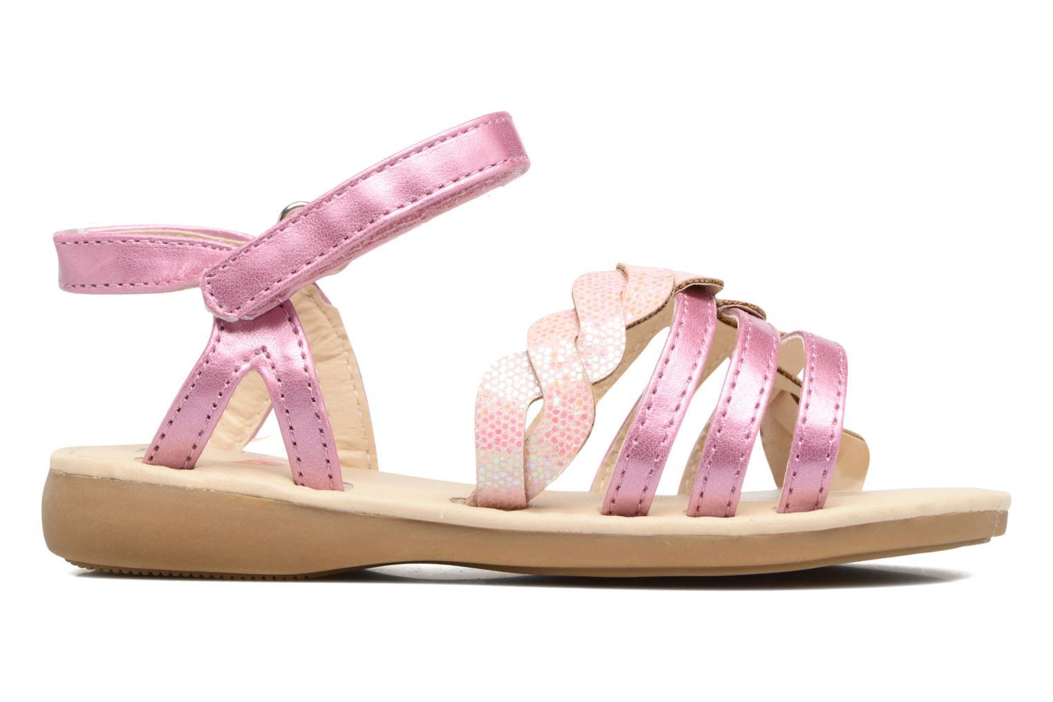 Sandals NA! Feerie Pink back view