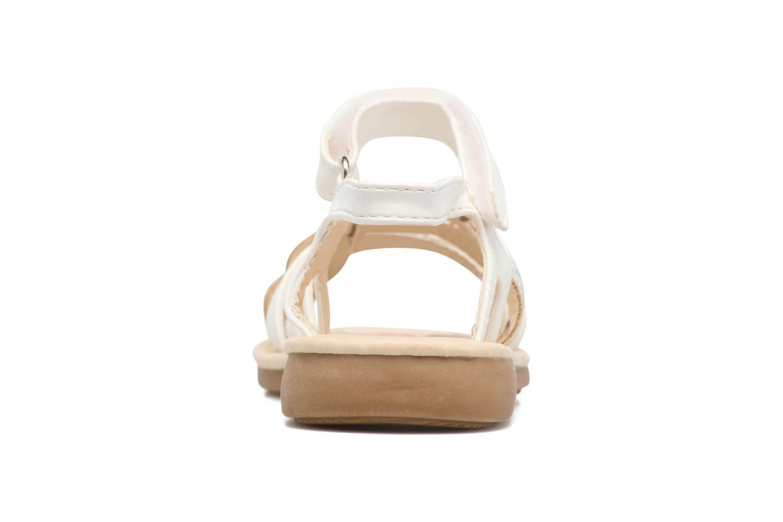 Sandaler NA! Feerie Hvid Se fra højre