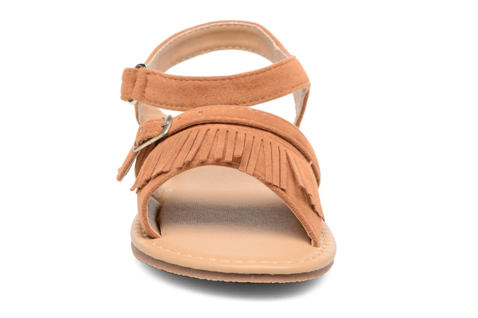 Sandals NA! Rubis Brown model view