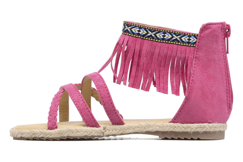 Sandalen NA! Rash Roze voorkant