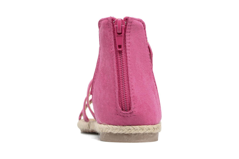 Sandalen NA! Rash Roze rechts