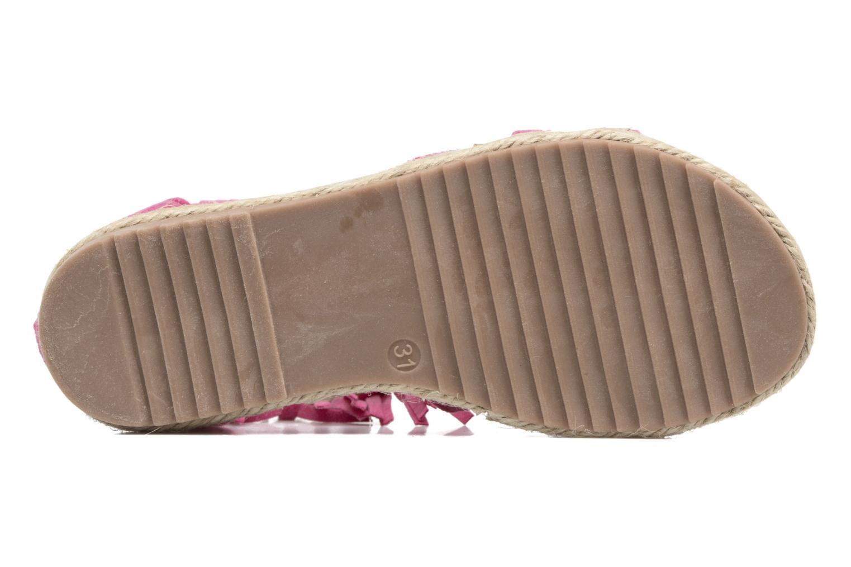 Sandalen NA! Rash Roze boven