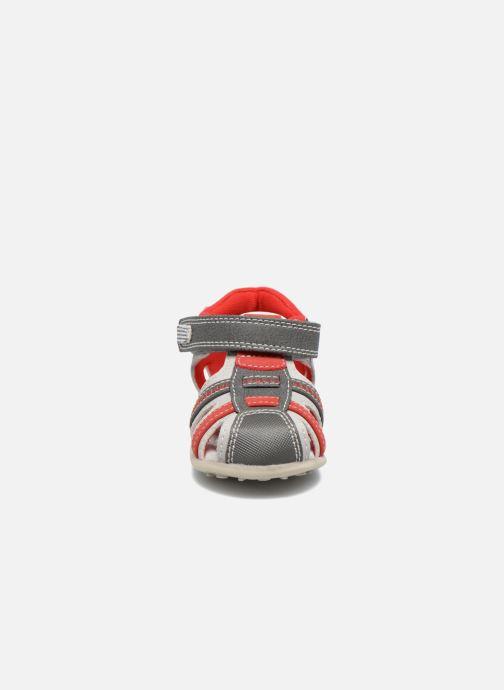Sandales et nu-pieds NA! Angeliko Rouge vue portées chaussures