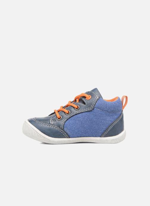 Sneakers NA! Amiens Azzurro immagine frontale