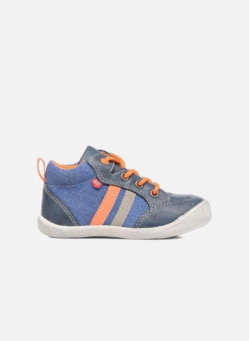 Sneakers NA! Amiens Blauw achterkant