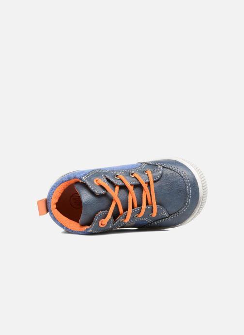 Sneakers NA! Amiens Azzurro immagine sinistra