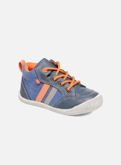 Sneakers NA! Amiens Blauw detail