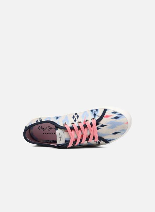 Baskets Pepe jeans Hannah 2 Multicolore vue gauche