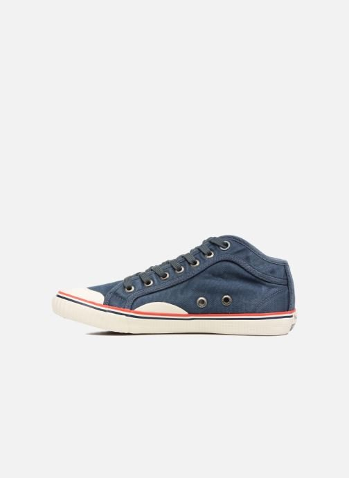 Baskets Pepe jeans Industry Road Junior Bleu vue face