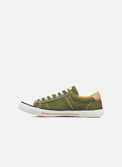 Sneakers Pepe jeans Serthi Basic Marrone immagine frontale