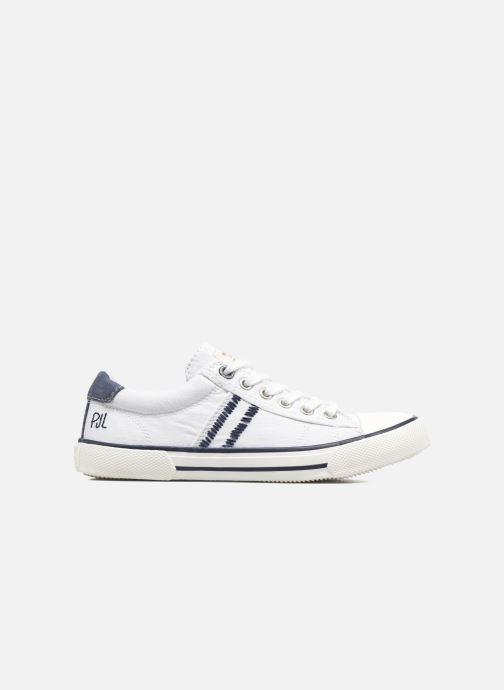 Baskets Pepe jeans Serthi Basic Blanc vue derrière