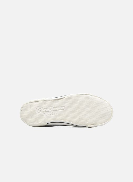 Trainers Pepe jeans Serthi Basic White view from above