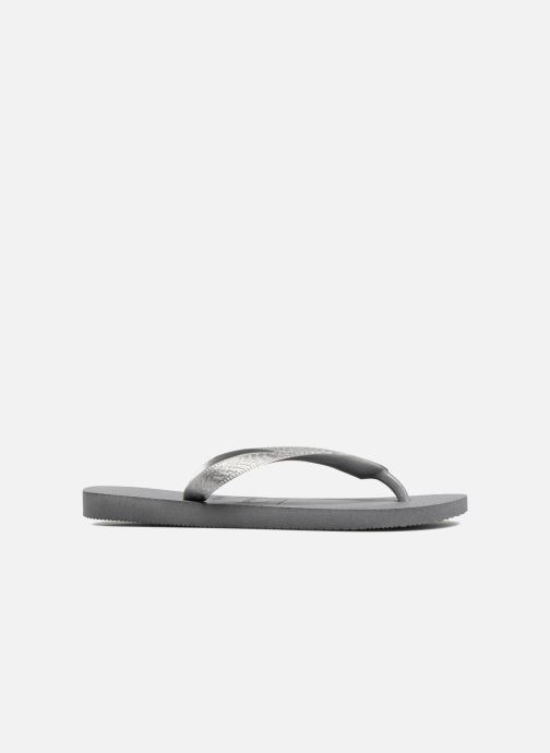 Flip flops Havaianas Top Tiras Grey back view