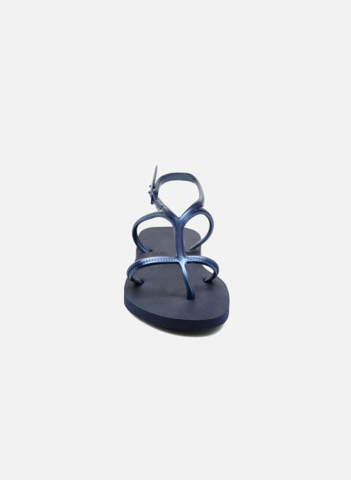 Sandalen Havaianas Allure Blauw model