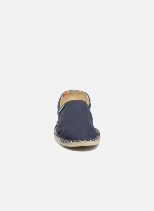 Espadrilles Havaianas Origine III Bleu vue portées chaussures