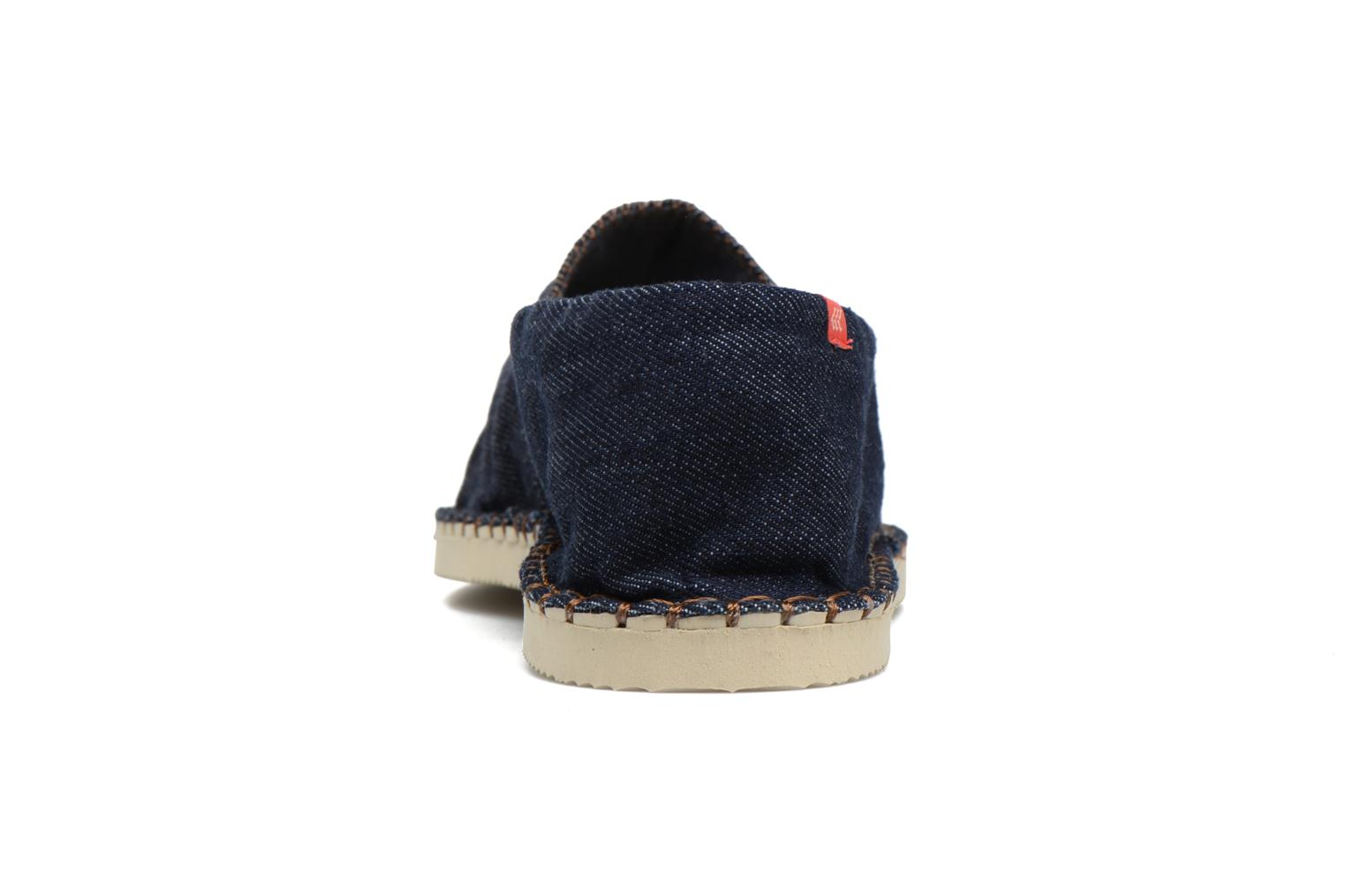 Espadrilles Havaianas Origine Relax III Blue view from the right