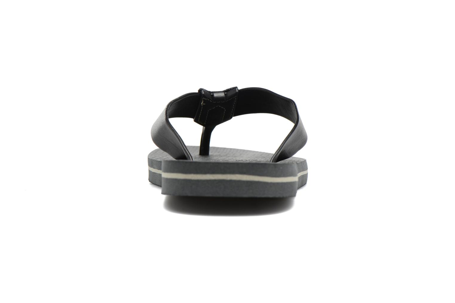 Flip flops Havaianas Urban Craft Grey view from the right