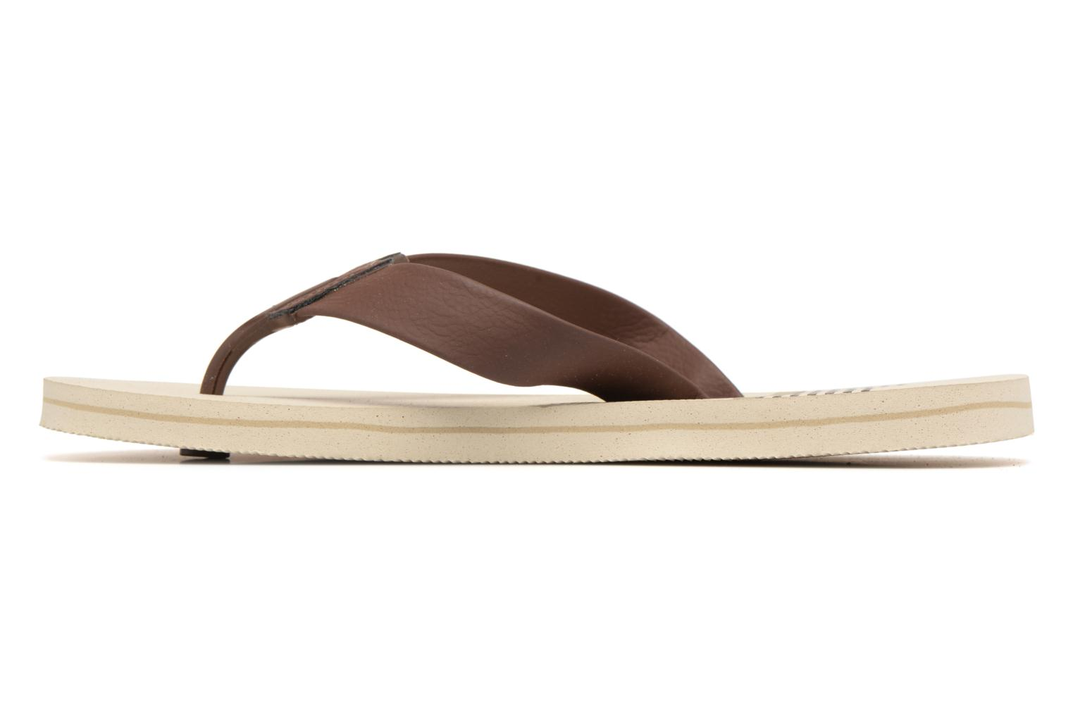Tongs Havaianas Urban Craft Beige vue face