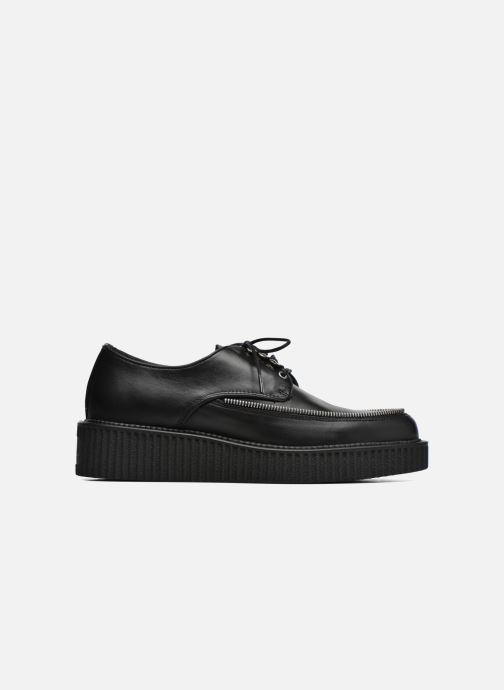 Chaussures à lacets Diesel D-Styny Zip Noir vue derrière