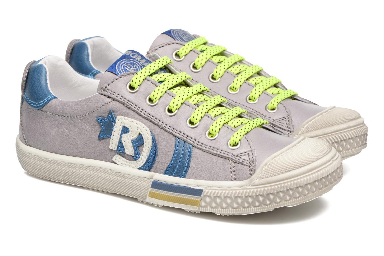 Sneaker Romagnoli Bernardo grau 3 von 4 ansichten