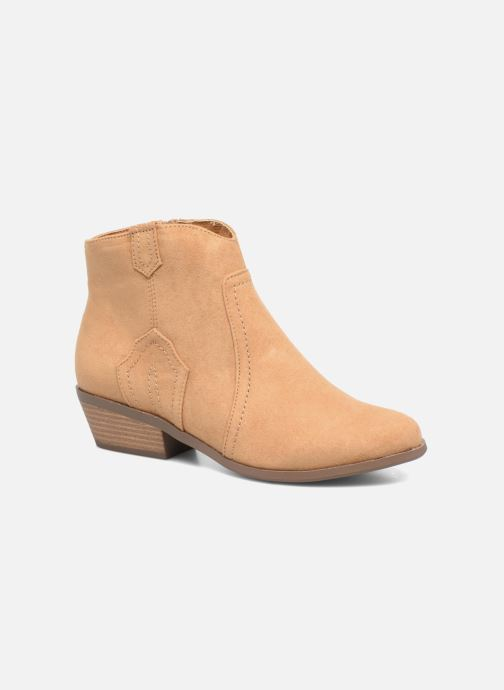 Ankle boots Dorothy Perkins Madds Beige detailed view/ Pair view