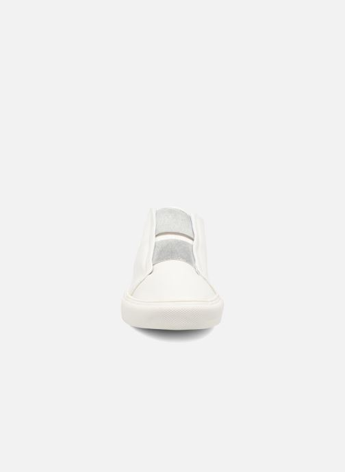 Sneaker Dorothy Perkins Iona weiß schuhe getragen