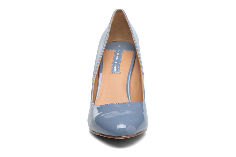 Zapatos de tacón Dorothy Perkins Dafney Azul vista del modelo