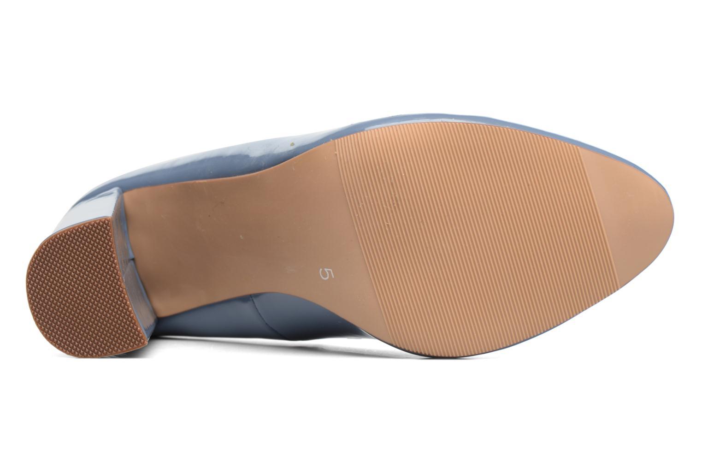 Zapatos de tacón Dorothy Perkins Dafney Azul vista de arriba