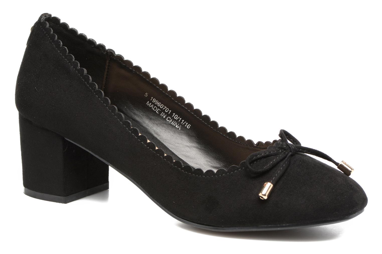 Zapatos de tacón Dorothy Perkins Devine Negro vista de detalle / par