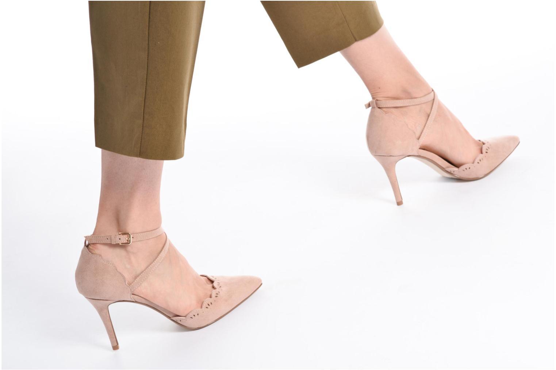 Zapatos de tacón Dorothy Perkins Genna Beige vista de abajo