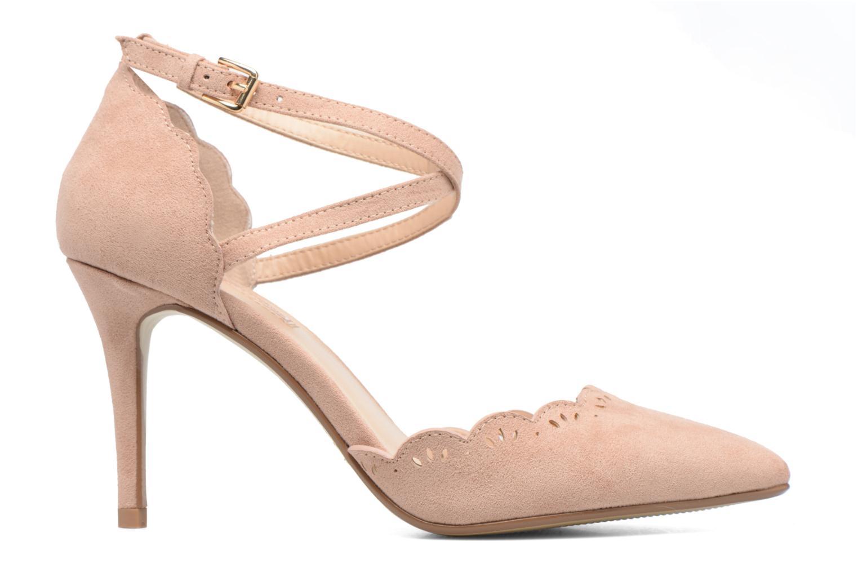 Zapatos de tacón Dorothy Perkins Genna Beige vistra trasera