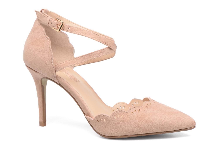 Zapatos de tacón Dorothy Perkins Genna Beige vista de detalle / par