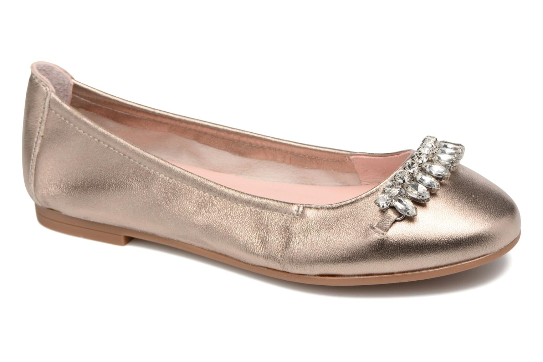 Ballerinas Unisa Diamon gold/bronze detaillierte ansicht/modell