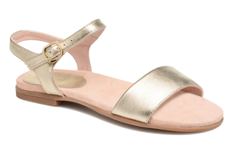 Sandalen Unisa Laryn gold/bronze detaillierte ansicht/modell