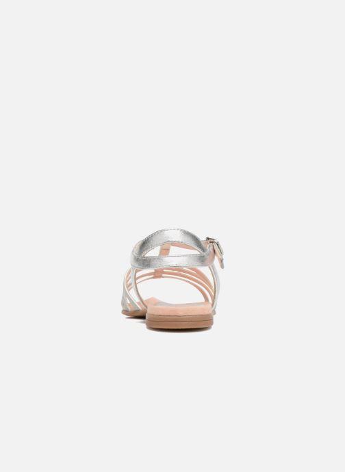 Sandali e scarpe aperte Unisa Lotre Argento immagine destra