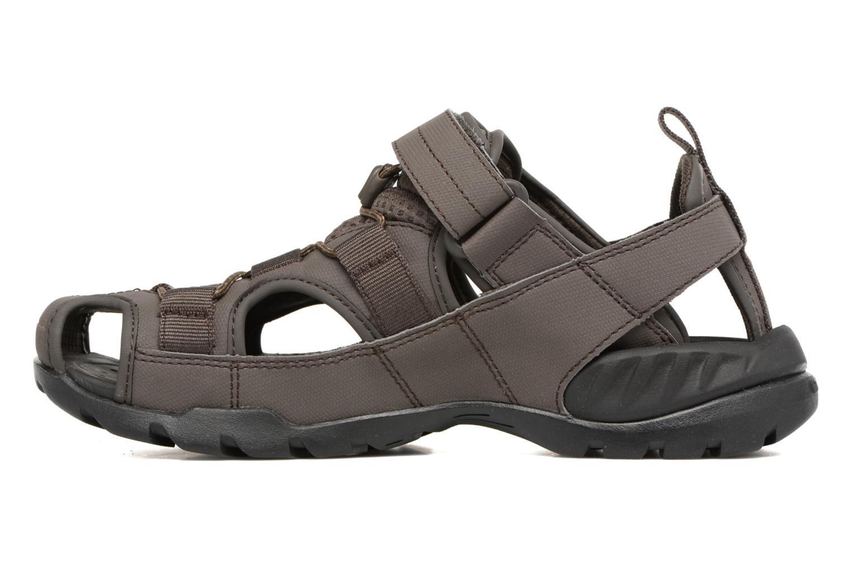 Sandali e scarpe aperte Teva Forebay 2 Grigio immagine frontale