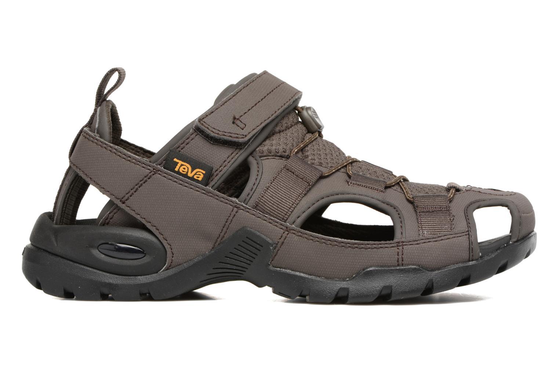 Sandali e scarpe aperte Teva Forebay 2 Grigio immagine posteriore