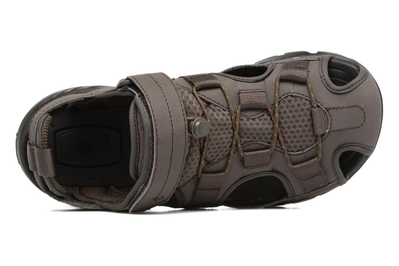 Sandali e scarpe aperte Teva Forebay 2 Grigio immagine sinistra