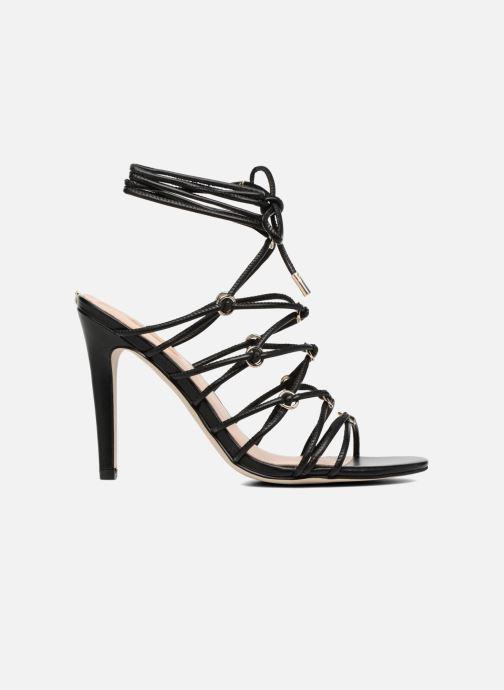 Sandales et nu-pieds Guess Aeyla Noir vue derrière