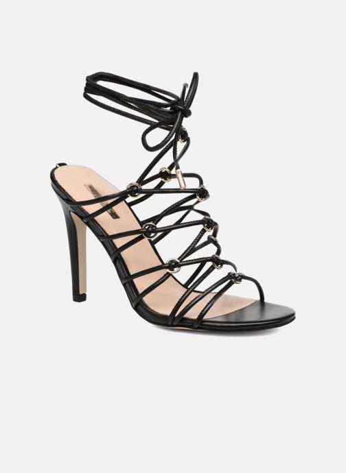 Sandales et nu-pieds Guess Aeyla Noir vue détail/paire