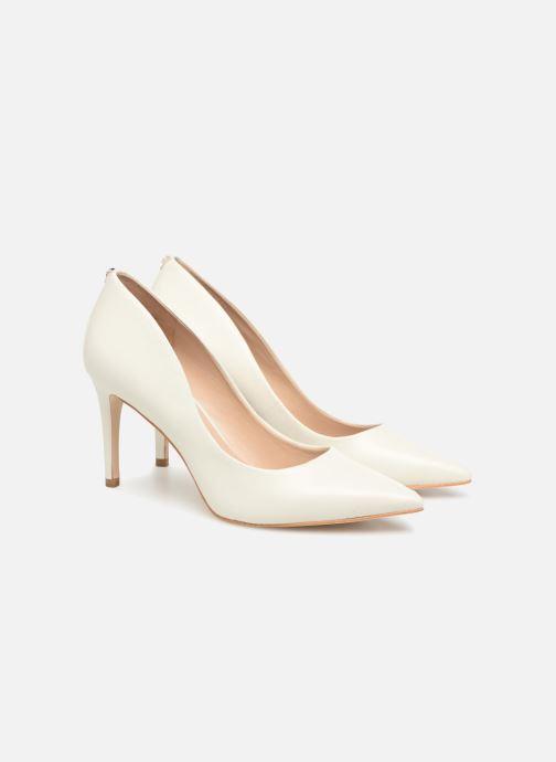 Zapatos de tacón Guess Bennie 2 Beige vista 3/4