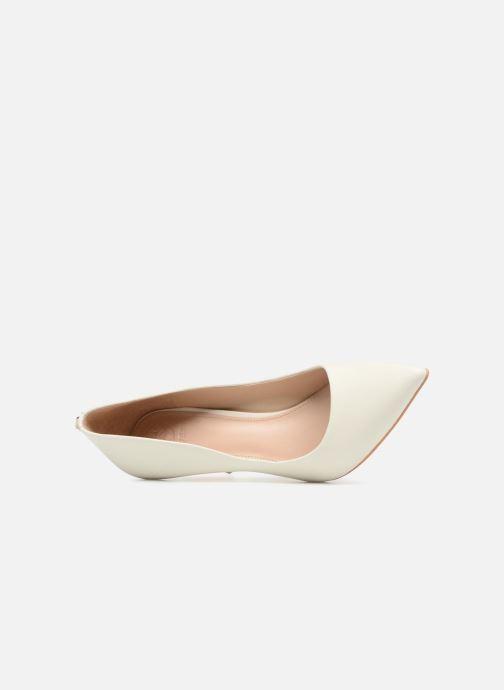 Zapatos de tacón Guess Bennie 2 Beige vista lateral izquierda