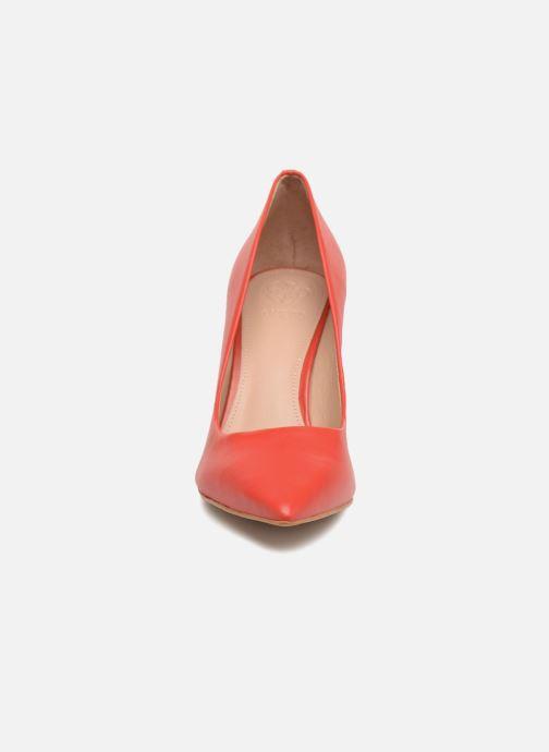 Escarpins Guess Bennie 2 Orange vue portées chaussures