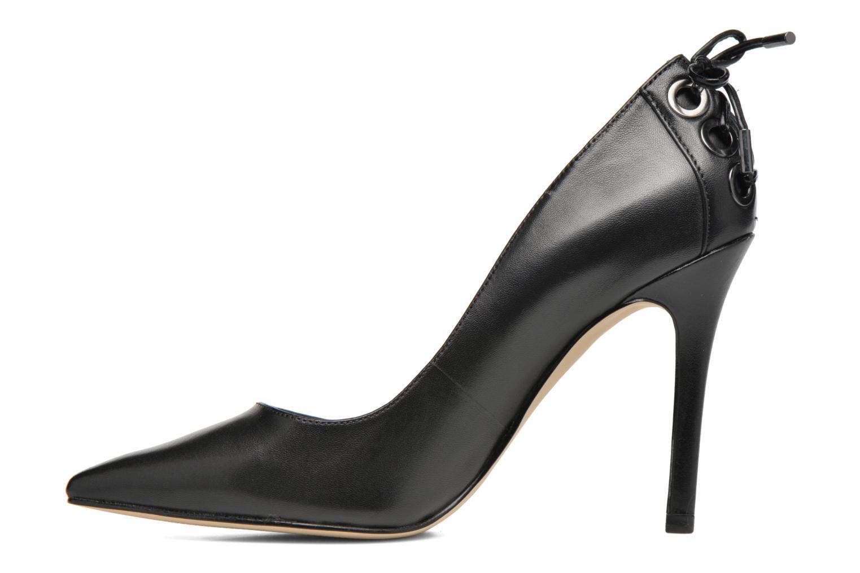 Zapatos de tacón Guess Bristol Negro vista de frente
